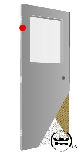 DCI Hollow Metal on Demand | Stainless Steel Doors | Fire Rated Door
